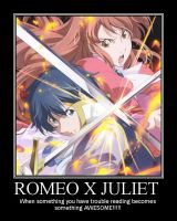 Anime Romeo X Juliet by randy7289