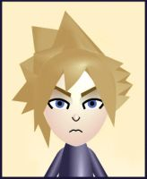 Cloud Mii by Strifegirl