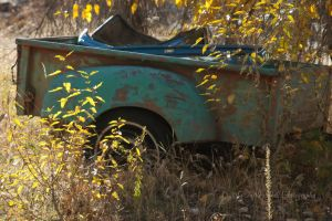 Blue Junk by melly4260