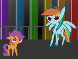 Rainbow Factory by TwitchyTail
