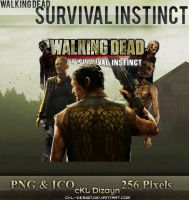 The Walking Dead Survival Instinct - Icon by cKL-Design