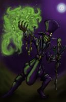 Baron Samedi Revision by VirtuousDarkness