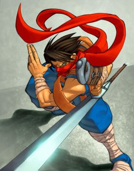 Strider 2 by danimation2001