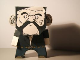 Papertoy Lemmy bis by terencedeath