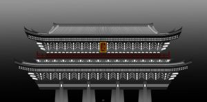 Temple by A-f-x