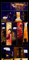 Dark Carnival: Pages 4-7 by DrewtheUnquestioned