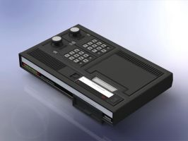 1:5 Scale Coleco Vision by DrOctoroc