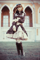 Steampunk Doll - Autumn pt.10 by UselessDevice