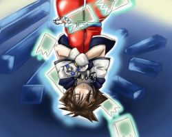 While Sora was asleep Part I by Quistounette