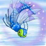 Dazzled Wings by Silverbirch