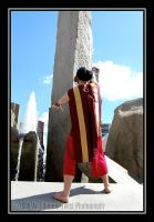 Cosplay Photography: FN Toph by xTwisTx