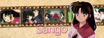 Sango | Timeline Facebook by Howie62