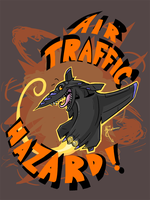 AIR TRAFFIC HAZAAAAAARD! by Hydrothrax