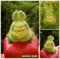 Swadloon Needlefelt by otherwise