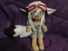 Shiro pLuSh by SHIROHO