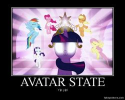 Avatar Twilight by ComicSneakers