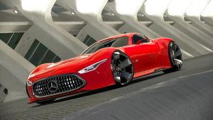 Mercedes Benz Prototype image 1 from GT6 by RaynePhotography