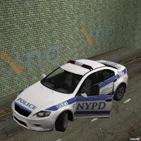 XNA NYPD Ford Mondeo by X-N-A