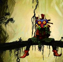 Skullkid - Majoras Mask by shamylicious