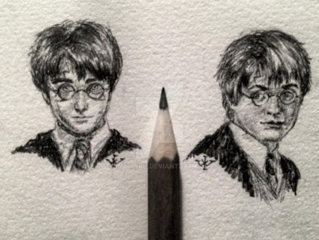 little harry. by inawyrd