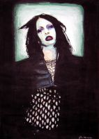 Twiggy Ramirez - again :D by xXAnemonaXx