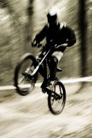 Downhill 1541 by disbrainer