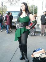Lady Loki 'Phase 1' by WinterQueene