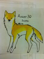 DS August 30 - Illumia by modestmonster