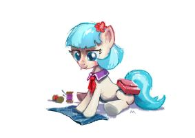 Coco Pommel by cmaggot