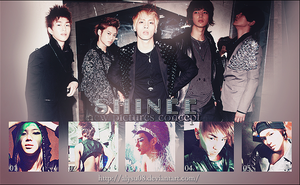 SHINee icons pack by Alysu08