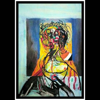 After George Condo  5 (variations on cubist faces  by cvisuali