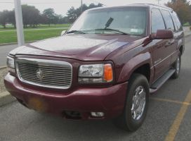 (2000) Cadillac Escalade Luxury by auroraTerra