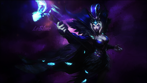 Ravenborn LeBlanc | HD Wallpaper by ShinigamiMidora