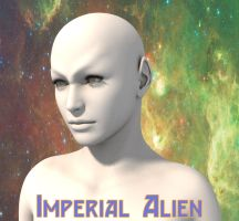 Imperial Alien for Genesis by NVent3d