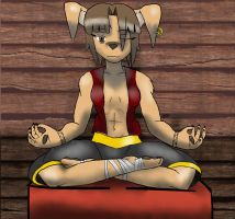 Meditation by TheRiverBlues
