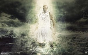 Kevin Durant A Storm Is Coming Wallpaper by Angelmaker666