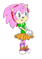 Classic Amy by lovehammergirl23