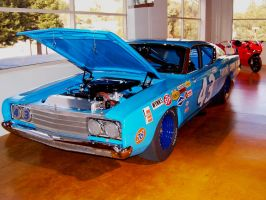 43 Richard Pettys 1969 Ford Torino by Partywave