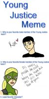 Young Justice Meme by RexFangirl