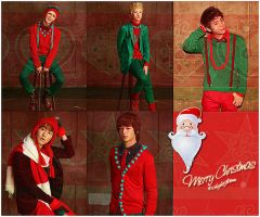Merry Shinee Christmas by LookTheGlamm