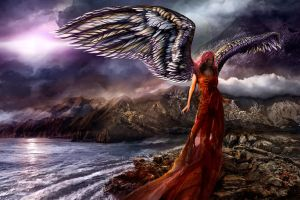 Isis by alexiuss