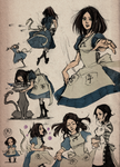 Alice Madness Returns by breaktown