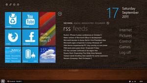 Windows 8 by fofo128