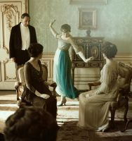 Downton Abbey by LuthienMuse