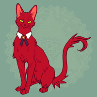 Redcat by Mootdam