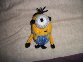 Kevin the Minion by perdi1309