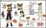 New Rumple-chan Ref Sheet '09 by MiraKHall