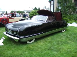 1941 Chrysler Thunderbolt by Aya-Wavedancer