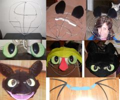 Toothless Progess Pictures by Exile-wolfy