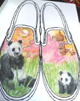 Panda Vans +For Sale+ by Piranis